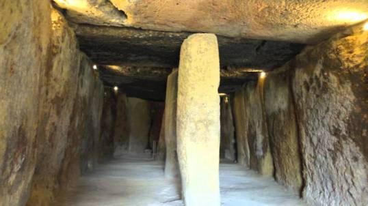 Megalíto en Antequera